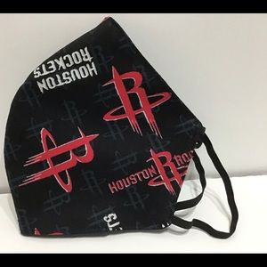 COPY - - Houston Rockets face masks